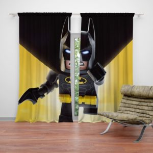 The Lego Batman Movie Curtain