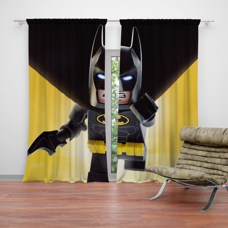 The Lego Batman Movie Curtain Ebeddingsets
