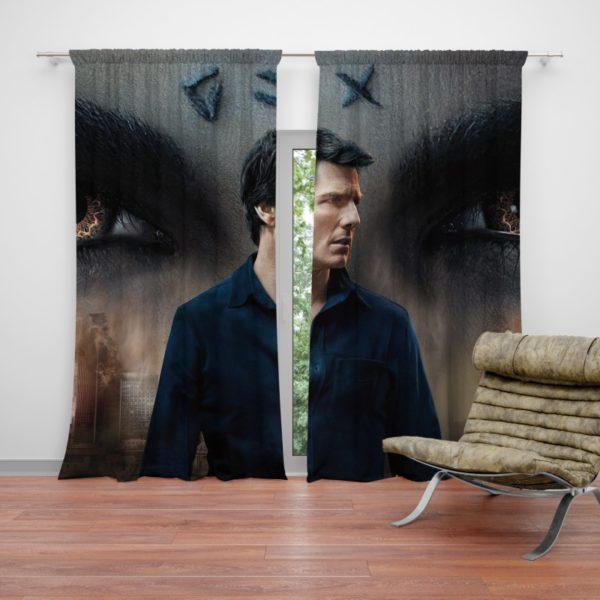 The Mummy Movie Tom Cruise Curtain