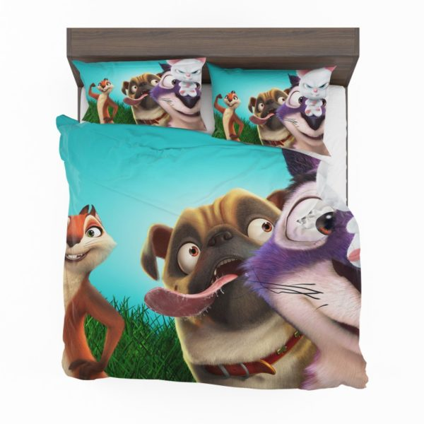 The Nut Job 2 Nutty By Nature Animation Movie Bedding Set2