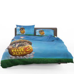 The Nut Job 2 Nutty By Nature Animation Movie Comforter Set