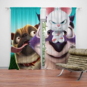 The Nut Job 2 Nutty By Nature Animation Movie Curtain