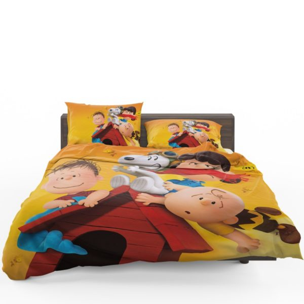 The Peanuts Animation Movie Bedding Set