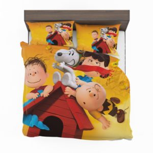 The Peanuts Animation Movie Bedding Set2 300x300 - Shop By Movie