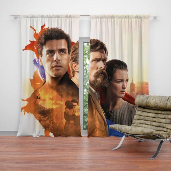 The Promise Movie Curtain