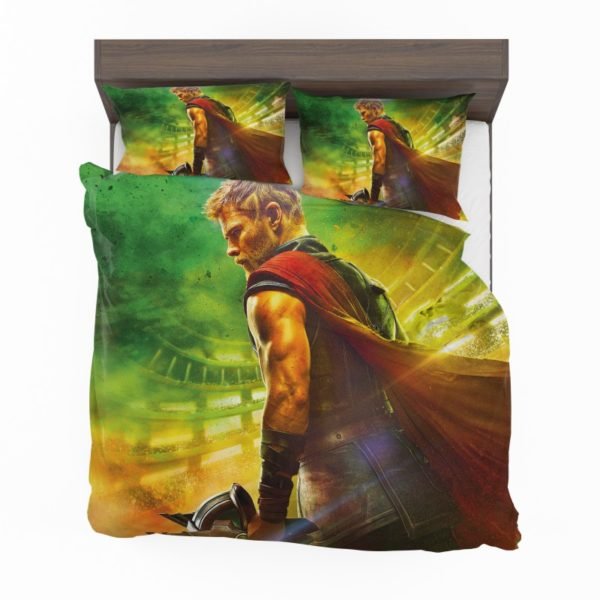 Thor Ragnarok Chris Hemsworth Bedding Set2