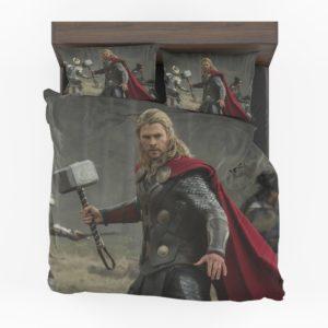Thor the Dark World Chris Hemsworth Bedding Set (1)