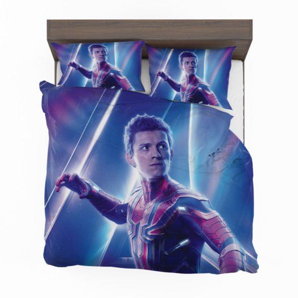 Tom Holland Peter Parker Spider Man Bedding Set2