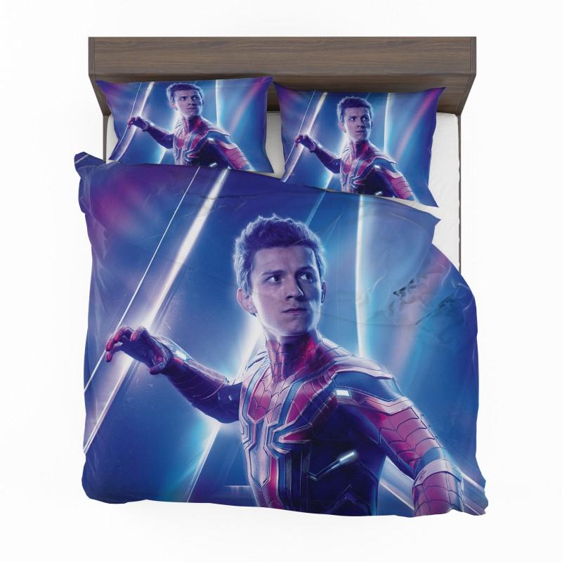 Tom Holland Peter Parker Spider Man Bedding Set Ebeddingsets