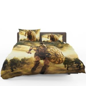 hello kitty bedding, Troy Achilles Brad Pitt Adventure Bedding Set
