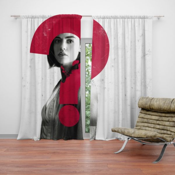 Truth Or Dare Lucy Hale Movie Curtain