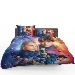 Valerian And The City Of A Thousand Planets Bedding Set