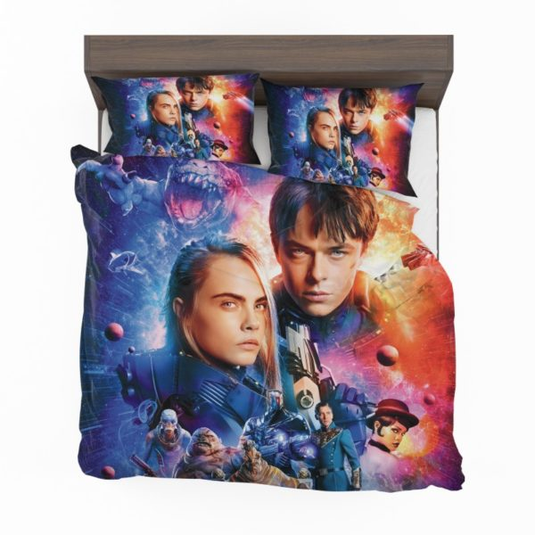 Valerian And The City Of A Thousand Planets Bedding Set2