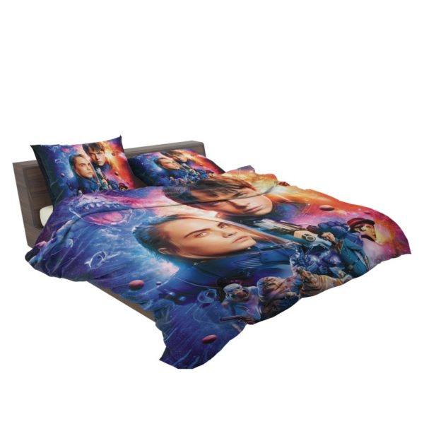 Valerian And The City Of A Thousand Planets Bedding Set3
