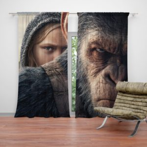 War For The Planet Of The Apes Curtain