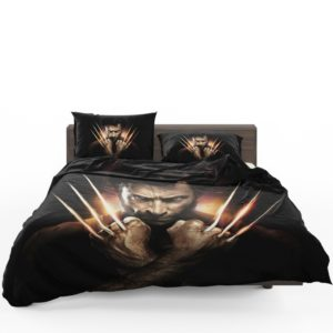Wolwerine Hugh Jackman Bedding Set