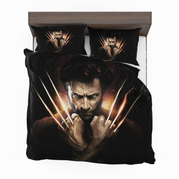 Wolwerine Hugh Jackman Bedding Set2 600x600 - Wolwerine Hugh Jackman Bedding Set