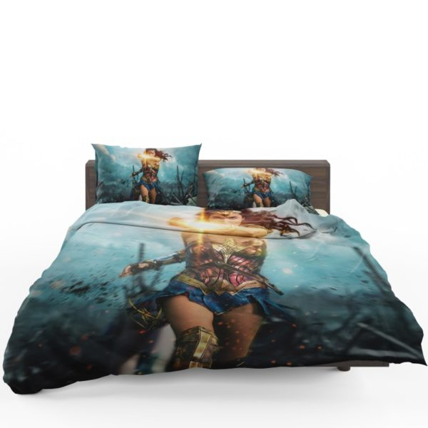 Wonder Woman Diana Prince Gal Gadot Bedding Set