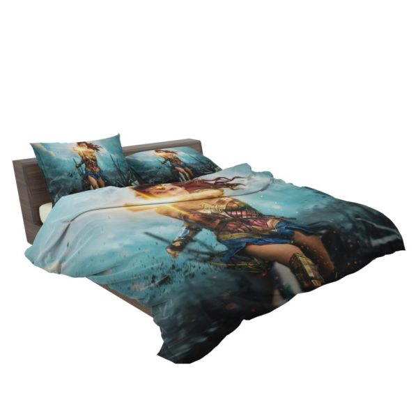 Wonder Woman Diana Prince Gal Gadot Bedding Set3