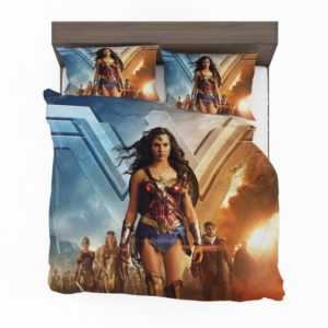 Wonder Woman Gal Gadot Duvet Cover Set2 300x300 - Shop By Movie