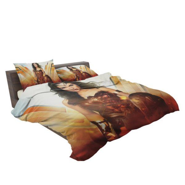Wonder Woman Rise of the Warrior Movie Bedding Set3