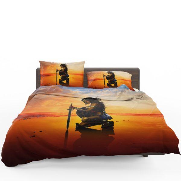 Wonder Women Gal Gadot Comforter Set