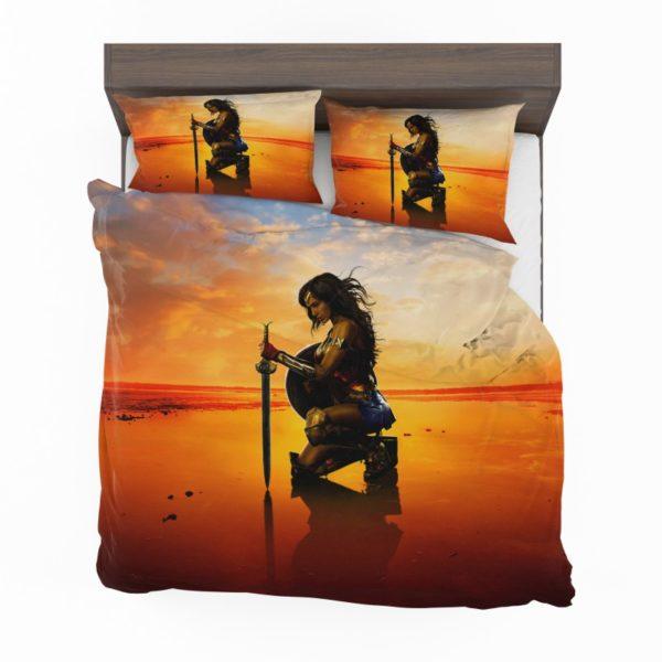 Wonder Women Gal Gadot Comforter Set2