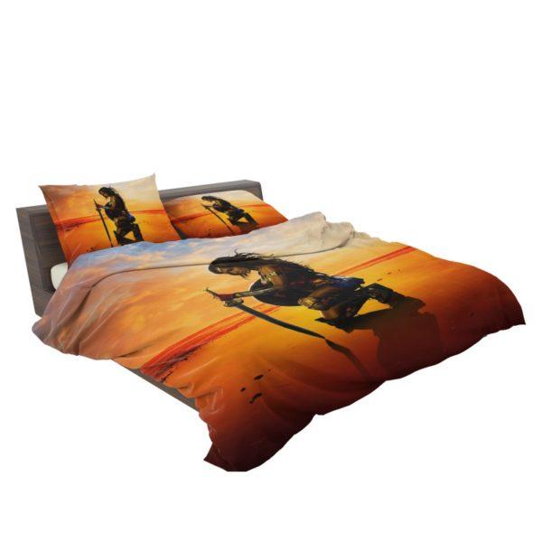 Wonder Women Gal Gadot Comforter Set3