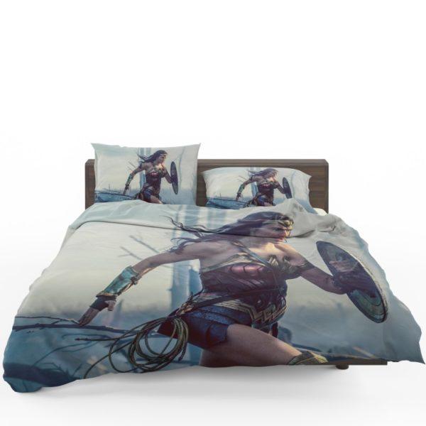 Wonder Women Girls Super Heroine Bedding Set