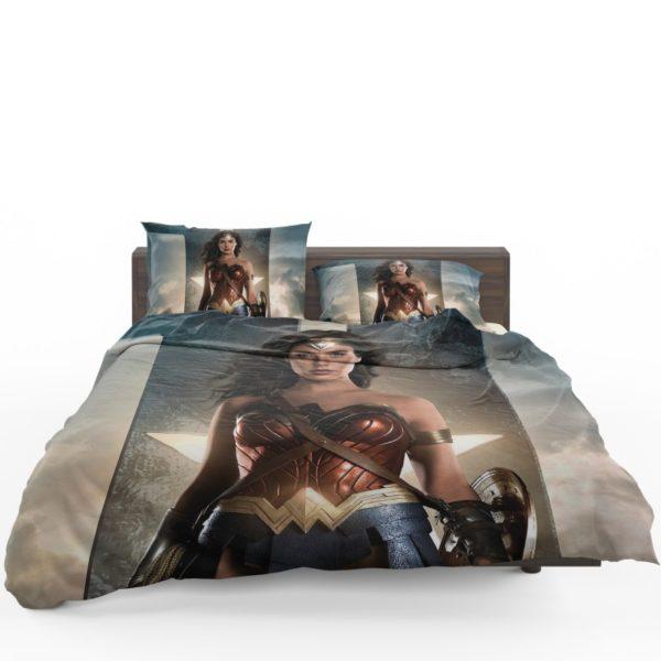 Wonder Women Justice League Bedding Set