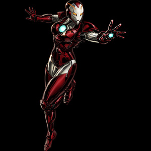 Iron Woman - Shop By Character