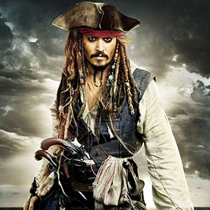 Jack Sparrow - Shop By Character