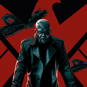 Nick Fury - Shop By Character