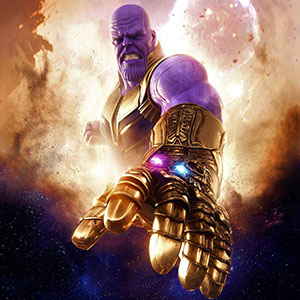 Thanos - Shop By Character