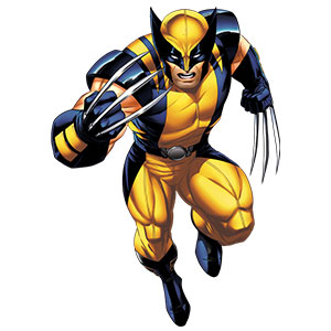 Wolverine - Shop By Character