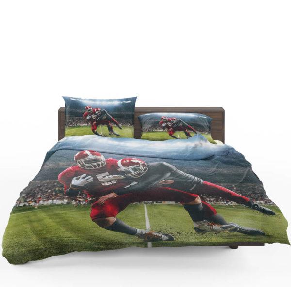 American Football NFL Bedding Set1