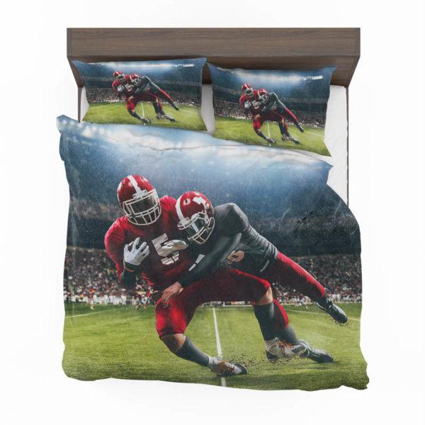 American Football Nfl Bedding Set