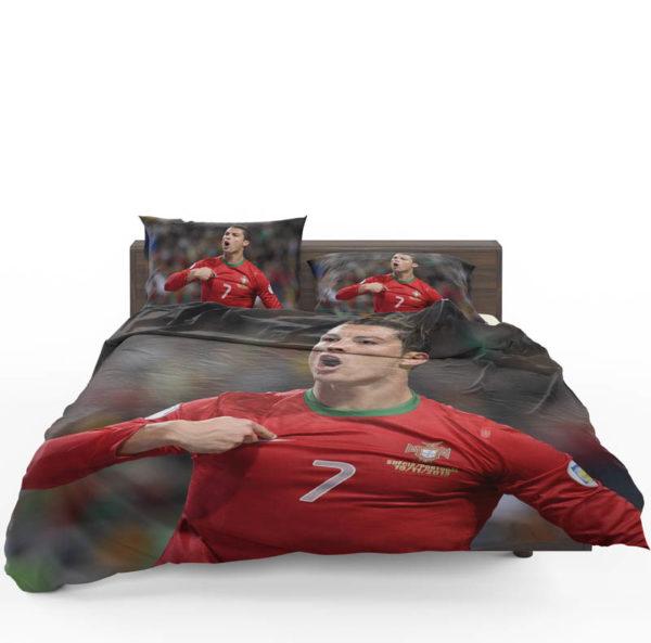 Christiano Ronaldo Bedding Set 31