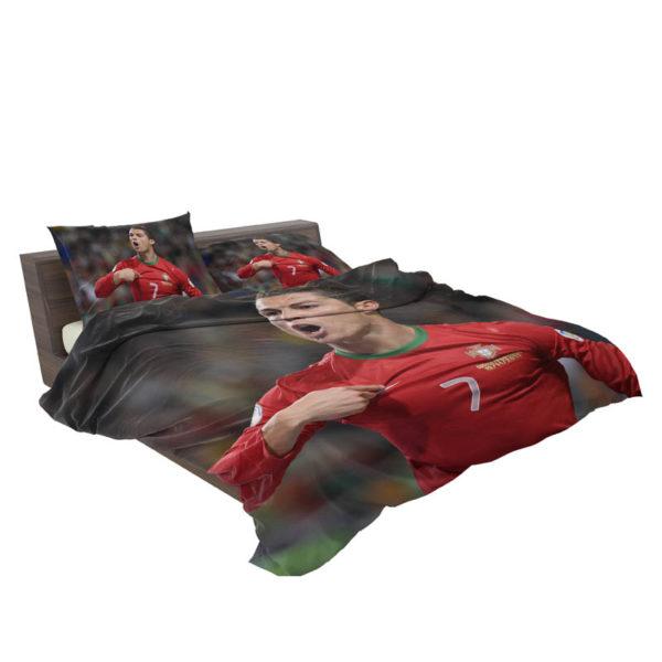 Christiano Ronaldo Bedding Set 33
