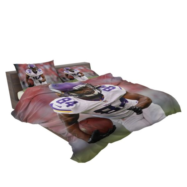 Cordarrelle Patterson NFL Minnesota Vikings Bedding Set3