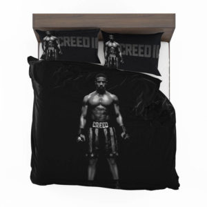 Creed Ii Michael B Jordan Adonis Creed Bedding Set