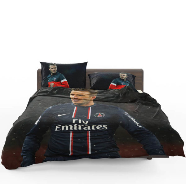 David Beckham Bedding Set1