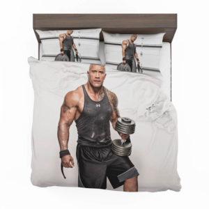 Dwayne Johnson the Rock Bedding Set