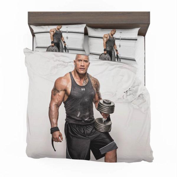 Dwayne Johnson the Rock Bedding Set