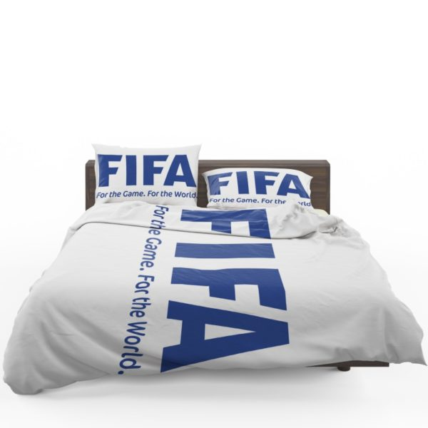 FIFA Foot Ball Bedding Set1