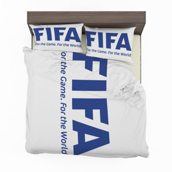 Fifa Foot Ball Bedding Set