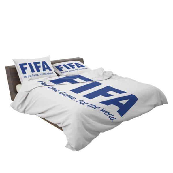 FIFA Foot Ball Bedding Set3
