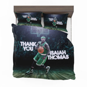 Isaiah Thomas American Basketball Bedding Set