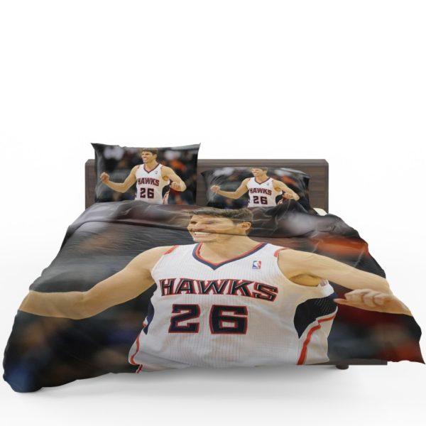 Kyle Korver 2015 Hawks Basketball NBA Bedding Set1