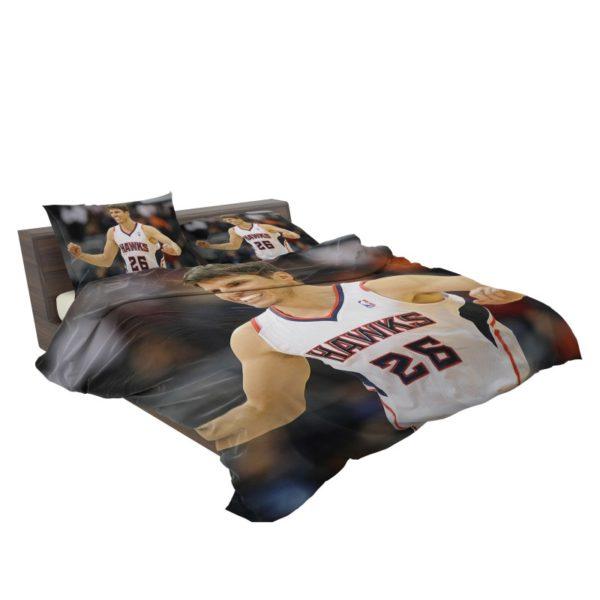 Kyle Korver 2015 Hawks Basketball NBA Bedding Set3